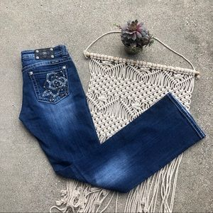 Miss Me Bootcut Jeans Size 30